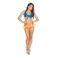Naughty Mermaid Costume Outfit