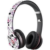 Skull Princess Skin  for the Beats Solo HD by skinzy.com