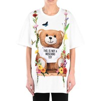 Moschino Short Sleeve T-Shirts - Best Online Sale