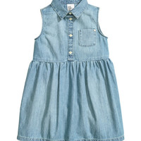 Denim Dress - from H&M