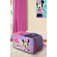 Walmart: Disney Minnie Mouse Collapsible Storage Trunk