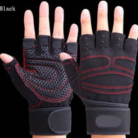 Tactical Gloves Gym Body Building Training Sports Fitness Gloves Weight Lifting Gloves Exercise For Men And Women