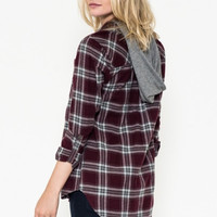 Elayne Flannel Plaid