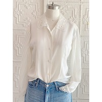 Vintage Blouse From The 80s