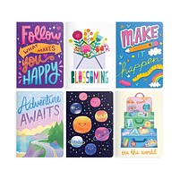 Jot It! Notebooks - Assorted Prints