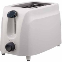 Brentwood TS-260W Cool Touch 2-Slice Toaster - Walmart.com