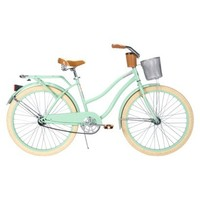 """HUFFY Mint Green Huffy 26"""" Ladies Deluxe Cruiser"""