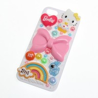 Sweet Boutique | Whipped Cream Candy over the Rainbow Kitty iPhone Case at Spoiled Brat