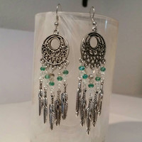 Earrings - Betsy's Jewelry - Country Western - Rodeo - Native American Styles