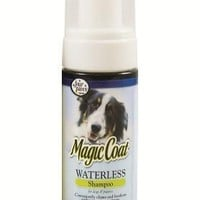 Waterless Shamp Dog/Puppy 6 Oz