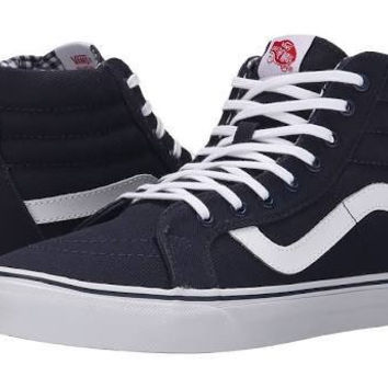 Vans SK8-HI Reissue(T&G)Dress Blue/Wht