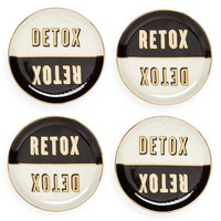 Master Cleanse Coasters (Set of 4)