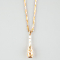 The Gold Gods Ace Of Spades Necklace Gold One Size For Men 26193571301
