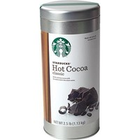 Starbucks Hot Cocoa Powder, 2.5lb