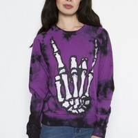 Rock On Womens Sweat - Purple - View All - WOMENS | Worn By