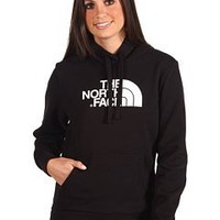 The North Face Womens Half Dome Hoodie TNF Black Size Large