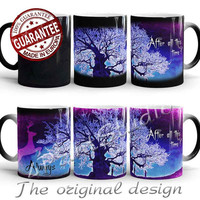 NEW Magical Morphing Harry Potter Mug, Harry Potter gift, Quote Mug After all this time? Always. HP Morphing, Romatic Gift
