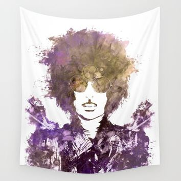 Prince art Wall Tapestry by GreatArtGallery