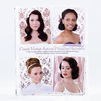 Create Vintage Inspired Wedding Hairstyles: A Step By Step Guide
