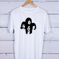 Kings of Leon cartoon Tshirt T-shirt Tees Tee Men Women Unisex Adults