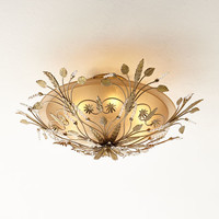 Primrose Semi-Flush-Mount Ceiling Light