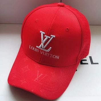 Perfect  Louis Vuitton  Fashion Casual Hat Cap