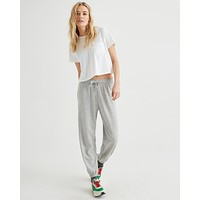 Fleece Jogger Sweats - Grey