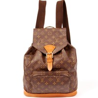Louis Vuitton Montsouris Backpack GM 5452