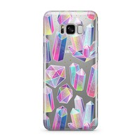 Pellucid - Clear Case Cover for Samsung