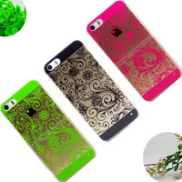 5/5S SE 4'' Soft Silicon Cases For Apple iPhone 5S iPhone SE Case For iPhone5 Cell Phone Cover Shell Pefect Design 2017 Best Hot