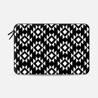 """Modern Southwest Vibes Laptop Case Macbook 12"""" sleeve by Worthwhile Paper   Casetify"""