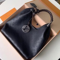 LV Louis Vuitton Arrival Bag Couple Shoulder Bag Student Bag Lightwight Backpack Womens Mens Bag Travel Bags
