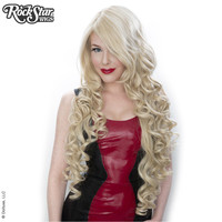 "Cosplay Wigs USA™  Curly 70cm/28"" - Light Blonde -00307"
