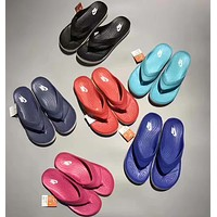 Nike: casual fashion slippers for men and women
