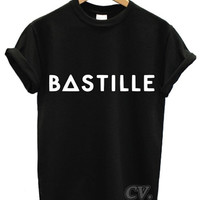 bastille t shirt pop top rock music band tour pompeii of the night Indie english dan smith