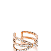 Kate Spade Mix It Up Ring Clear/Rose Gold
