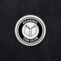 Reading fan club button