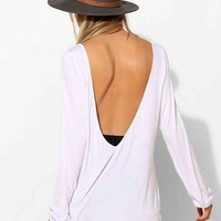 Project Social T Love My Scoopneck Tunic Top-