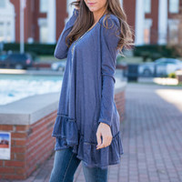 Just Imagine Tunic, Navy