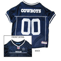 Dallas Cowboys NFL Pet Apparel