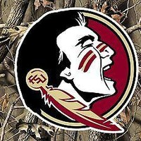 Florida State Seminoles 35404 CAMO FSU 3x5 Flag Outdoor House Banner University