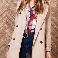 Trench - JACKETS - WOMAN | Stradivarius Republic of Ireland