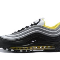 Nike Air Max 97 air cushion Gym shoes-7