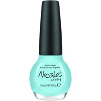 Nicole by OPI Nail Lacquer, Baby Blue, 0.5 Fluid Ounce