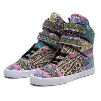 WMNS SOCIETY MULTI - WHITE   Official SUPRA Footwear Site