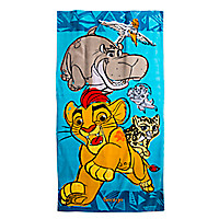 The Lion Guard Beach Towel - Personalizable