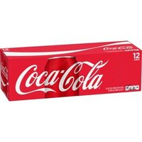 Coca-Cola® Fridge Pack - 12pk/12 fl oz Cans