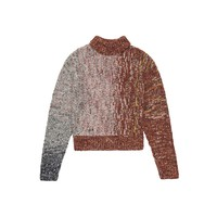 Victoria Beckham - Chunky Yarn Mix Sweater