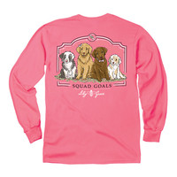 Squad Goals - Adult Long Sleeve