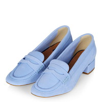 KAVE Block Heel Loafer - View All - Shoes